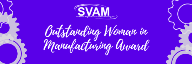 2021 Outstanding Woman in Manufacturing Award